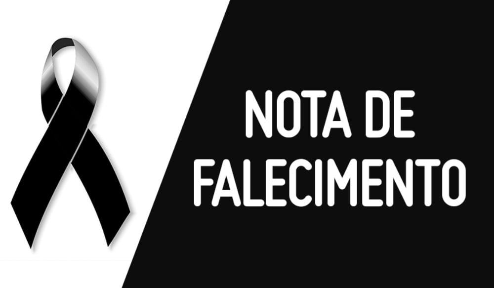 INOTA DE FALECIMENTO – Esposo de servidora do Indea/MT