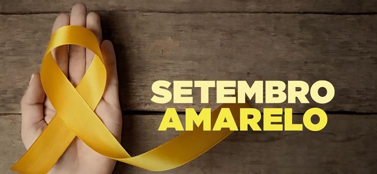 ISintap/MT apoia campanha Setembro Amarelo