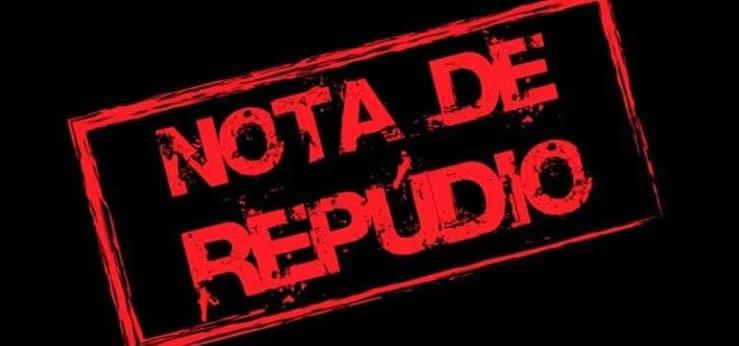 INota de Repúdio contra declaração do ministro Paulo Guedes