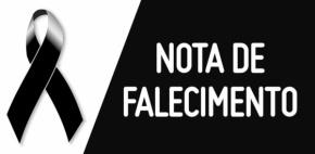 NOTA DE FALECIMENTO – Esposo de servidora do Indea/MT