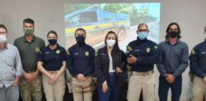Três servidores do Indea/MT ministram curso de identificação macroscópica de madeira em Rondônia