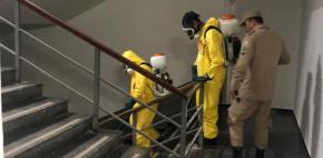 Surto de casos de covid 19 no Intermat obriga direção do órgão a solicitar desinfecção do prédio