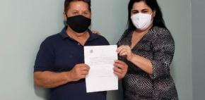 Sintap/MT presta homenagem ao servidor Vilson José Ribeiro pela aposentadoria