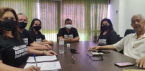 Presidente e diretores do Sintap/MT reforçam caravanas para lutar contra aprovação da PEC32/2020 em Brasília