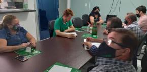 Diretoria do Sintap/MT realizou nova reunião para definir andamento de ações nesta segunda-feira
