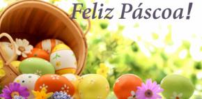 A Páscoa chegou.....é hora de celebrarmos a ressureição de Jesus Cristo!!!