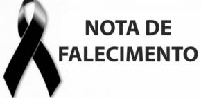 NOTA DE FALECIMENTO – Servidor aposentado do Indea/MT