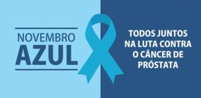 Sintap/MT apoia novembro azul em defesa à saúde dos homens