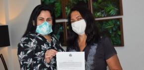 Lia Mara de Carvalho se aposenta pelo Indea; Servidora foi membro da diretoria por anos e realizou muitas contribuições